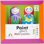 Paint your Matryoshka!