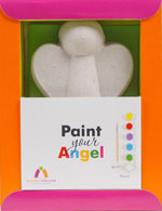 Paint your Angel! Angel Heart