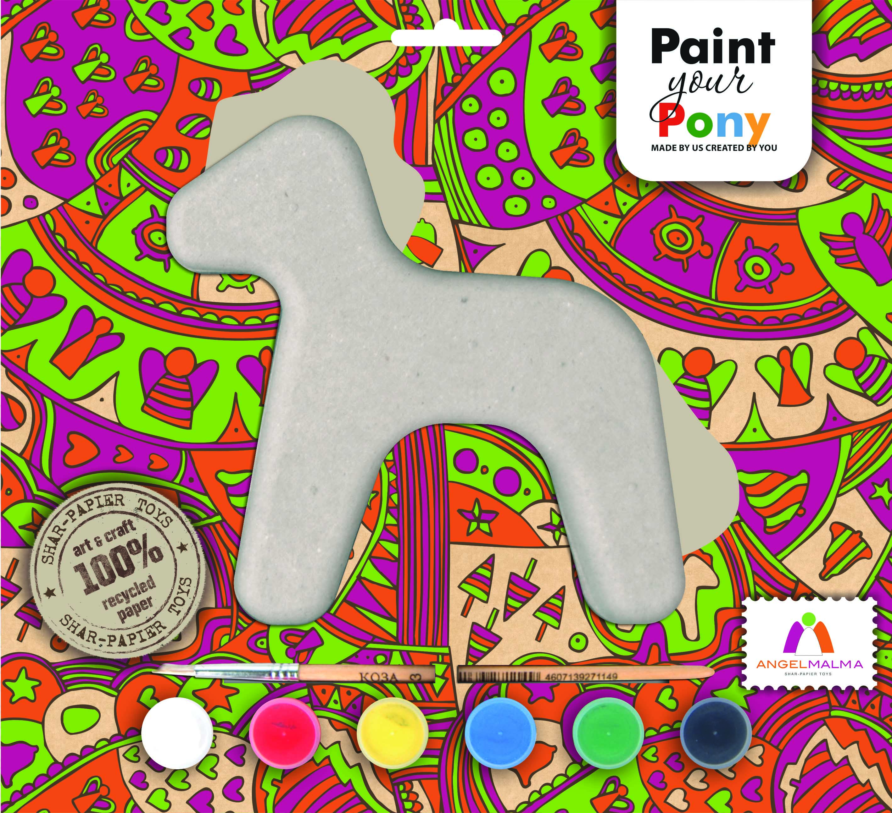 Paint your Pony!